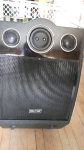 ROCKSTAR POWERED SPEAKER