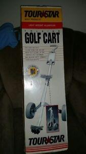 Folding Golf Cart - Tour Star