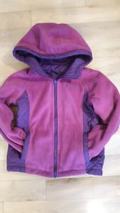 Columbia girls coat. Size7-8