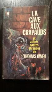 La cave aux crapauds et autres contes étranges