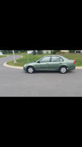 2003 Honda 4 Door Honda Civic SOLD