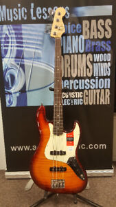 Fender American made Limited Edition Jazz Bass