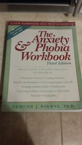 The anxiety & Phobia workbook..420 pages