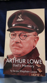 Arthur Low softback book