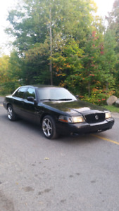 Mercury Marauder 2004, crown victoria