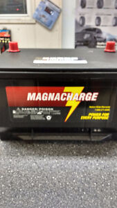 NEW BATTERY'S MOST SIZES  /  AUTO  PARTS & TIRES