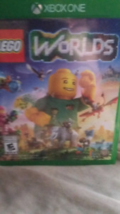 Lego world's for xbox one