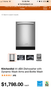 Kitchenaid Dishwasher - Electrical Not Working