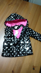 Spring/Fall jacket for girl