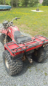 Selling big red $900