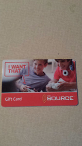 $1000 The Source Gift Card