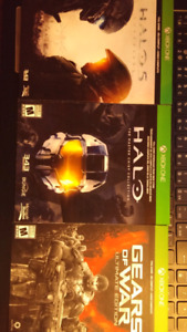 3 full games forXbox one