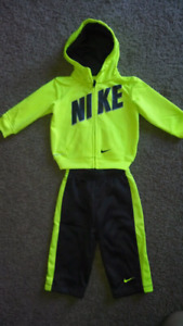 Boys 12months 2 piece outfits