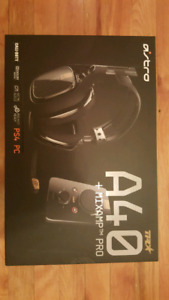 A40 TR + MIXAMP GAMING HEADSET