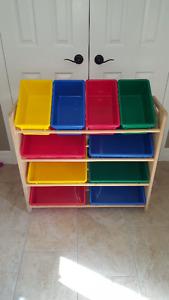 Children's Toy Storage Bin