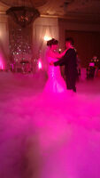 DRY ICE & LED LIGHTING RENTAL SERVICE