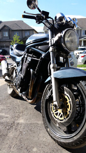 1999 SUZUKI BANDIT 1200S for sale or trade