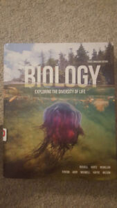 Biology: Exploring the Diversity of Life Txt & Study Guide