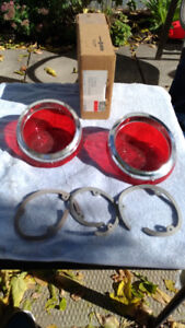 1963 Valiant Signet rear tail lights new old stock