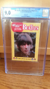 The Beatles Anniversary Tribute Collectibles CGC Graded