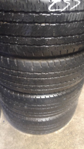 P235-60-17 FIRESTONE /REPLACEs P225-65 -17 REDUCED FROM $160.00