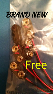 FREE Battery snap connectors