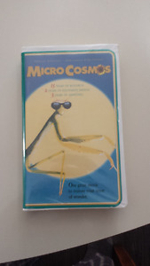 Microcosmos Rare VHS OOP Excellent condition