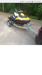 Up for trade or up for sale is my 2015 seadoo spark 2up.