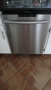 Samsung Dishwasher DMT800RHS Stainless Steel