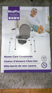 Never used COMMODE