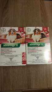 Advantage II Lg Dog 6 Pack Windsor Region Ontario image 4