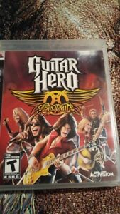 LONGUEUIL PS3: Guitar Hero Aerosmith
