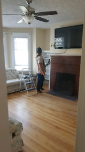 Room available immediately to shutdown worker