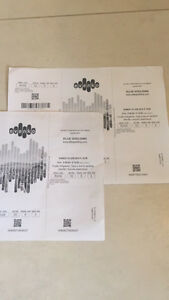 ELLIE GOULDING TICKETS FOR SALE/ À VENDRE 18 JUIN
