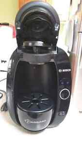 Bosch Tassimo coffee & latte maker