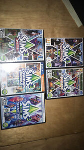 SIMS 3 GAMES NEED GONE FAST
