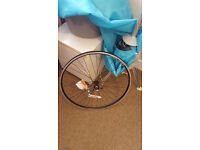Bicycle front wheel 700cc shimano, brand new, never used