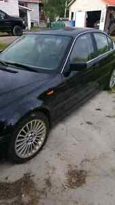 Bmw 330 xi 2003 supercharged