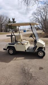 1990 Columbia/ParCar Gas Golf Cart