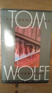 The Bonfire of The Vanities by Tom Wolfe-Book Club Edition