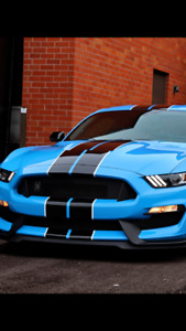 2017 mustang 350 Shelby gt