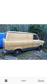 Mark 1 ford transit vans x2 for sale £3000 ONO
