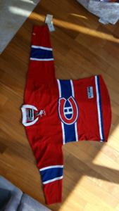Chandail/Jersey officiel neuf/new Reebook Canadiens Montréal