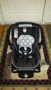 Britax B-Safe and B Agile travel system
