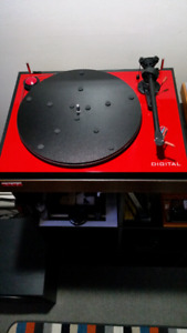 Table tournante Pro-Ject Essential 11 Digital