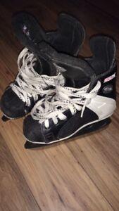 CCM Tacks hockey skates sz 12
