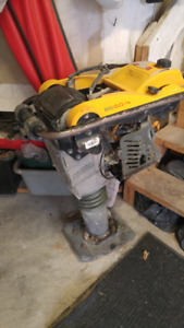 Wacker Neuson BS50-4 Jumping Jack