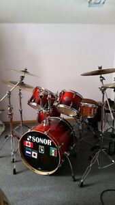 Donor drum kit for sale