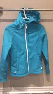 Ladies Size Small Blue Kirkland Shell Jacket St. John's Newfoundland image 1
