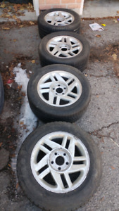 Stock 94 camaro rims